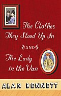 The Clothes They Stood Up In/The Lady in the Van Cover