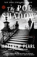 The Poe Shadow: A Novel Cover