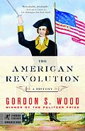 Modern Library Chronicles #9: The American Revolution: A History Cover