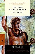 The Life of Alexander the Great Cover