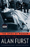 The Spies of Warsaw Cover