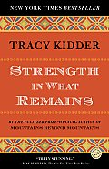 Strength in What Remains (Random House Reader's Circle) Cover