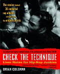 Check the Technique: Liner Notes for Hip-Hop Junkies Cover