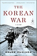 The Korean War: A History (Modern Library Chronicles) Cover