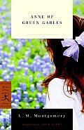 Anne of Green Gables (Modern Library Classics) Cover