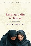 Reading Lolita in Tehran: A Memoir in Books Cover