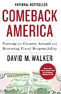Comeback America: Turning the Country Around and Restoring Fiscal Responsibility Cover