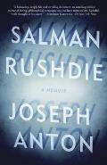 Joseph Anton A Memoir - Signed Edition