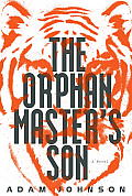 The Orphan Master's Son Signed 1st Edition Cover