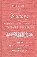 Motif of the Journey in Nineteenth-Century Italian Literature