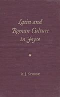Latin and Roman Culture in Joyce