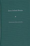 Joyce, Ireland, Britain