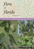 Flora of Florida, Volume II: Dicotyledons, Cabombaceae Through Geraniaceae
