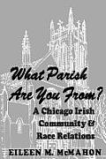 What Parish Are You From A Chicago Irish Community & Race Relations