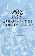 Appeasement in Int'l Politics