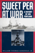 Sweet Pea At War History Of USS Portland