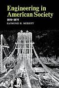 Engineering in American Society: 1850--1875