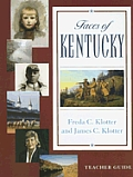 Faces of Kentucky [With CDROM]