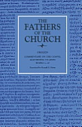 The Fathers of the Church: Origen