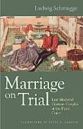 Studies in Medieval Andd Early Modern Studies #10: Marriage on Trial: Late Medieval German Couples at the Papal Court Cover