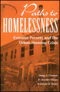 Paths To Homelessness Extreme Poverty
