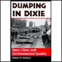 Dumping In Dixie Race Class & Envi
