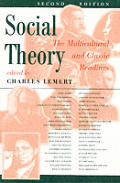 Social Theory The Multicultural & 2nd Edition