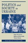 Polits & Socy in Ukraine PB (Westview Series on the Post-Soviet Republics)