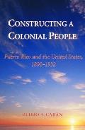 Constructing a Colonial People PB Cover