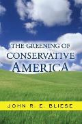 Greening of Conservative Amer PB