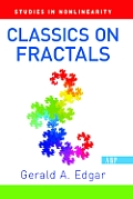 Classics on Fractals. (Reprint, 1993). Cover