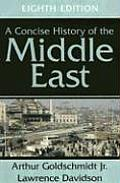Concise History Of The Middle East 8th Edition