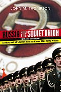 Russia & the Soviet Union An Historical Introduction from the Kievan State to the Present