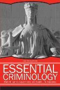Essential Criminology (4TH 15 Edition)