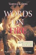 Words on Fire (99 Edition) Cover