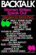 Backtalk Women Writers Speak Out