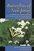 Butterflies Of New Jersey A Guide To Their S