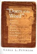 Doers of the Word: African-American Women Speakers and Writers in the North (1830-1880)
