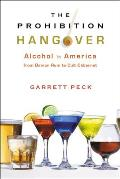 Prohibition Hangover: Alcohol in America From Demon Rum To Cult Cabernet (09 Edition) Cover