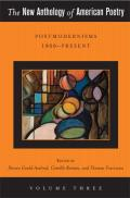 The New Anthology of American Poetry: Vol. III: Postmodernisms 1950-Present Cover