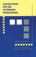 Calculations for Veterinary Profession (00 Edition) Cover