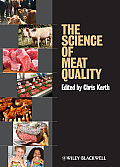 The Science of Meat Quality Cover
