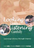 Looking closely and listening carefully