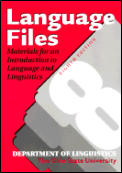 Language Files 8TH Edition Materials for a Introduction