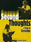 Second Thoughts A Focus On Rereading
