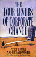 Four Levers Of Corporate Change