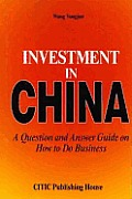Investment In China A Question & Answer