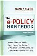 E-policy Handbook (2ND 08 Edition)