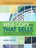 Web Copy That Sells: The Revolutionary Formula for Creating Killer Copy That Grabs Their Attention and Compels Them to Buy Cover