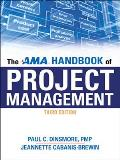 The AMA Handbook of Project...